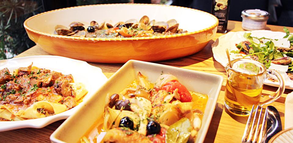 イタリア料理KAN